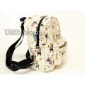 Женский рюкзак бежевый