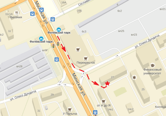 Адрес магазина USB-tronic в городе Москва