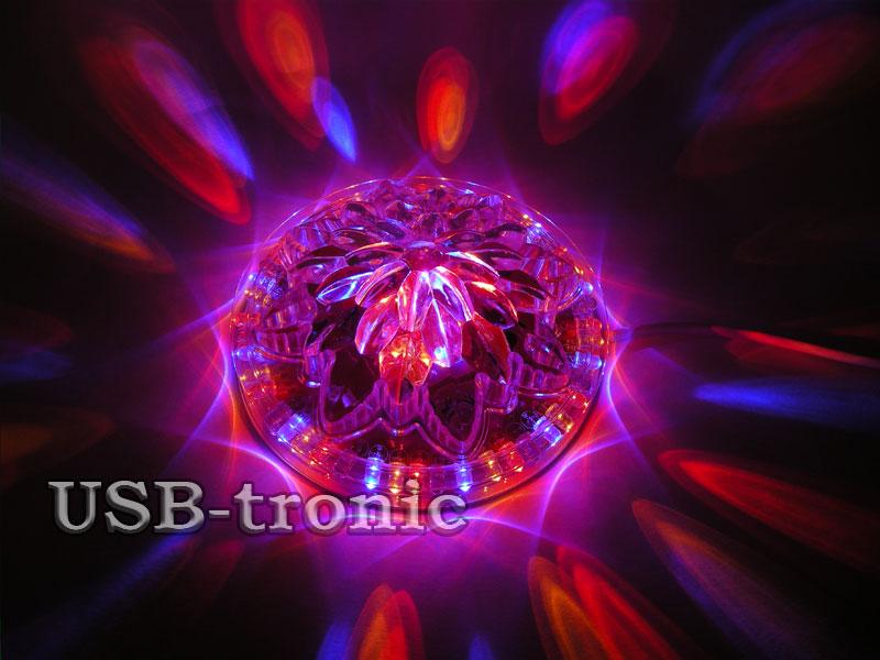 Диско лампы можно купить со скидкой в магазине USB-tronic