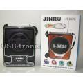 Мини радиоприемник для дачи JR-9917U