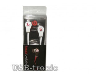 Наушники Monster Beats Tour White