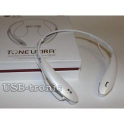 """Наушники """"LG Tone ULTRA"""" HBS-800 Белые"""