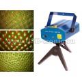 Диско лазер Огоньки-Точки Лазерный проектор YX-09