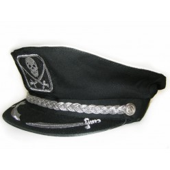 """Пиратская фуражка """"Веселый Роджер"""" Шляпа пирата"""