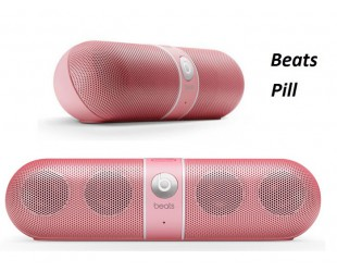Колонка Beats Pill Bluetooth розовая
