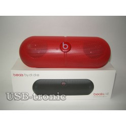 Колонка Beats Pill XL красная с ручкой