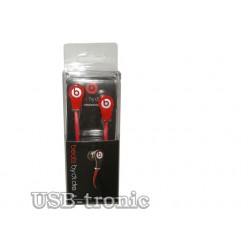 Наушники Monster Beats Tour Red