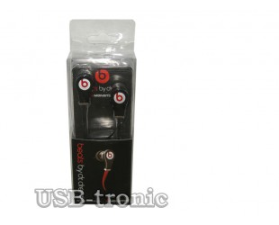 Наушники Monster Beats Tour Black