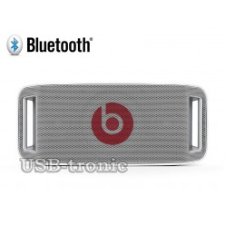 Колонка Beats Portable Bluetooth mp3 Белая 25 см