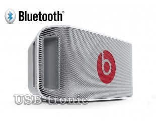 Портативная колонка Beatsbox Portable с Bluetooth mp3 USB+SD