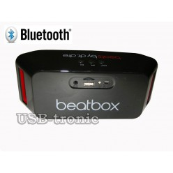 Колонка Beats Portable Черная Bluetooth mp3 USB SD Черная.
