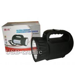 Ручной аккумуляторный светодиодный фонарь SS-5805-2
