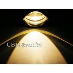 Фонарь налобный HL-2199-3 Белый и желтый светодиоды