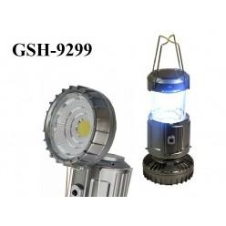 Кемпинговый светодиодный фонарь GSH-9299