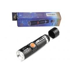 Aккумуляторный USB фонарь BL-616-T6