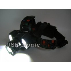 Аккумуляторный налобный фонарь P-150-P50 светодиод XHP50
