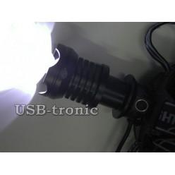 Мощный налобный фонарь HT-799-P90 светодиод P90 3x18650