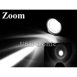 Мощный ручной фонарь со светодиодом XHP50 BL-A73-P50 аккумулятор 1 x 18650