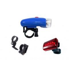 Набор велосипедных фонарей BL-308