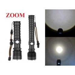Мощный ручной фонарь со светодиодом XHP50 BL-X71-P50 аккумулятор 1 x 18650