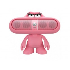 Колонка Beats Pill Bluetooth на подставке розовая