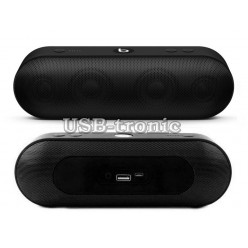 Колонка Beats Pill + Bluetooth с USB (черная)