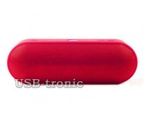 Колонка Beats Pill + Bluetooth с USB (красная)