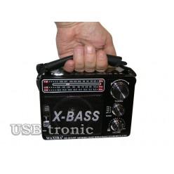Переносной аналоговый радиоприемник WAXIBA XB 1043URT