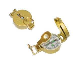 Туристический компас ДС 45-2 Материал корпуса из пластика