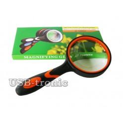 Увеличительная круглая лупа Magnifying 50 мм c 10 кратным увеличением