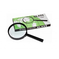 Увеличительная лупа для чтения Magnifying Glass 90 мм Кратность x5