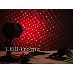 """Уличный лазерный проектор """"Новогодние огоньки"""" для дома и улицы"""