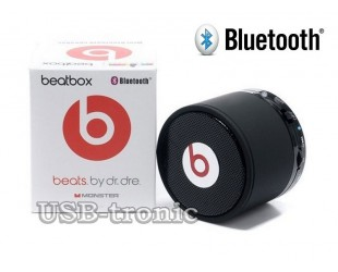 Мини колонка Beats Box S10 Bluetooth c mp3 TF