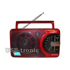 Радиоприемник с MP3 RredSun RS-906 - Красный