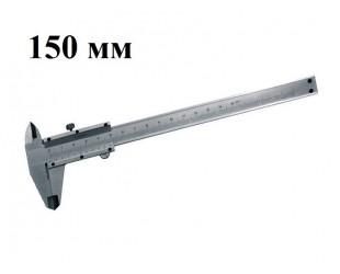 Металлический штангенциркуль 150 мм цена деления 0,1 с глубиномером