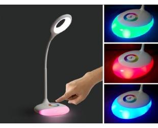Сенсорный ночник Led Touch Lamp с цветной светодиодной подсветкой