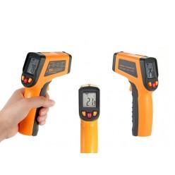 Термометр инфракрасный бесконтактный (пирометр) Infrared Thermometer 400-EN-01