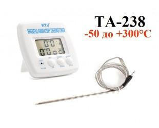 Кухонный термометр с выносным датчиком TA-238