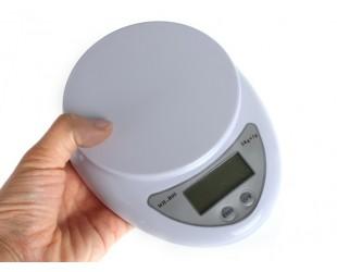 Кухонные электронные весы WeiHeng WH B05 до 5 кг Цена 499 рублей