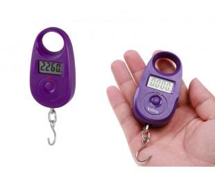 Ручной электронный безмен WH-A11 для взвешивания продуктов до 20 кг