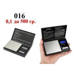 Портативные электронные весы 016 точность 0.1 вес до 500 грамм