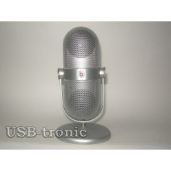 Мини колонка Beats Mic Wireless Серебро
