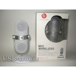 Мини колонка Beats Mic Wireless Белая