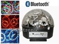 Диско-шар Bluetooth и MP3