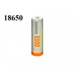 Аккумулятор 4.2V 8000 мАч 18650  HANGLIANG