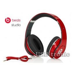 Наушники Monster Beats Studio Red