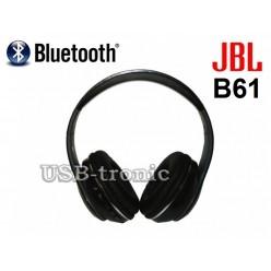 Беспроводные наушники JBL B61 Черные
