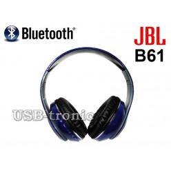 Беспроводные наушники JBL B61 Синие